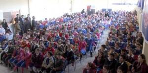 IMG 7510 - Ortaca Belediyesi THM Korosundan Okullara Yardım