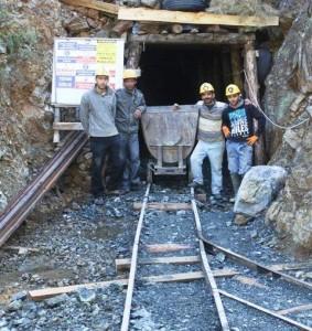 1 - Ortaca Olukderesi Maden Ocağından 76 yıl Sonra Yeniden Krom Çıktı