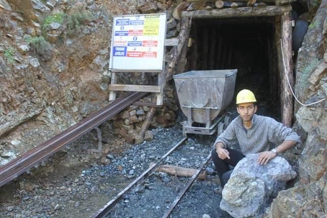 Ortaca Olukderesi Maden Ocağından 76 yıl Sonra Yeniden Krom Çıktı