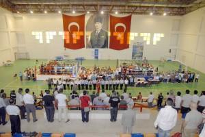 OKN0034 - 4. Üniversiteler Muaythai Türkiye Şampiyonası