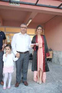 DSC 0053 - Dalaman Anadolu Lisesi 51 öğrenciyi daha mezun etti