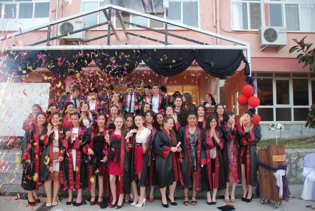 DSC 0086 - Dalaman Anadolu Lisesi 51 öğrenciyi daha mezun etti