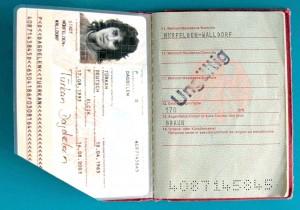 OKN0017 - Almanya vatandaşını mağdur etti