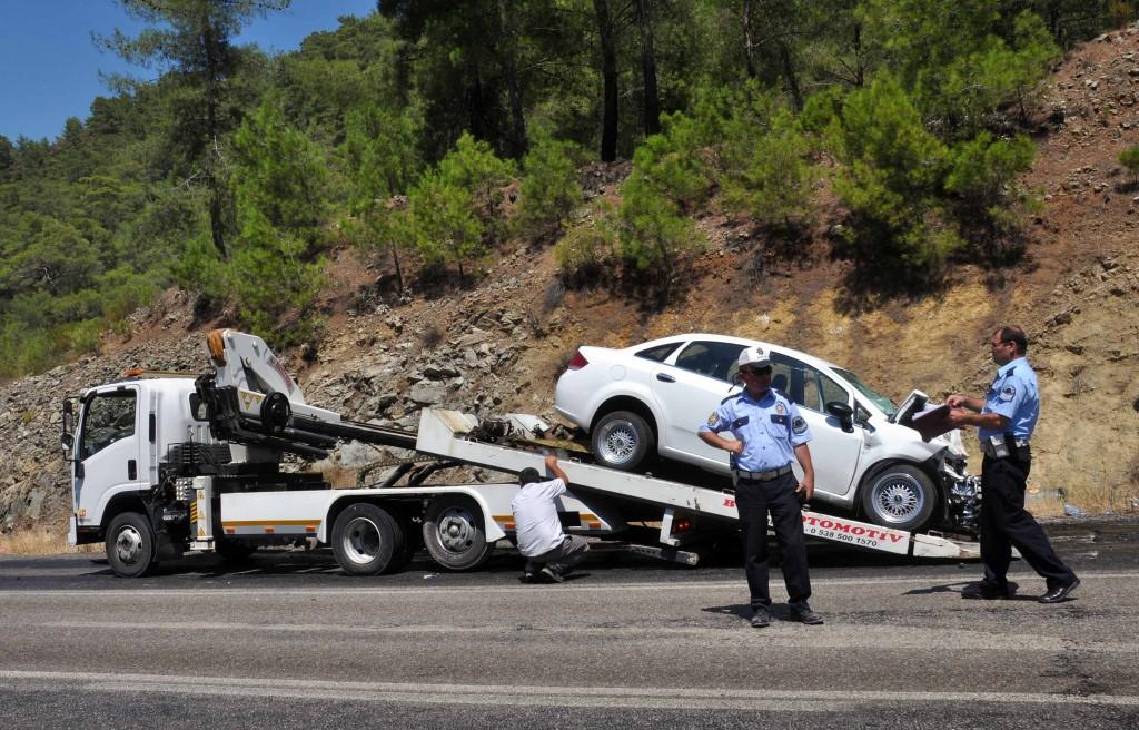 omer1 - Ortaca'da Trafik Kazası: 1 ölü 2 yaralı