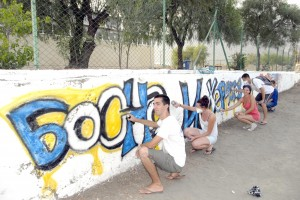 OKN0008 - Avrupa Çalışma Kampı'nın Türkiye ayağı Köyceğiz'de
