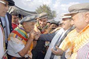 OKN0078 - Orman ve Su İşleri Bakanı  Prof. Dr. Veysel Eroğlu Muğla'da