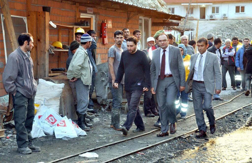 24 - Maden ocağında göçük