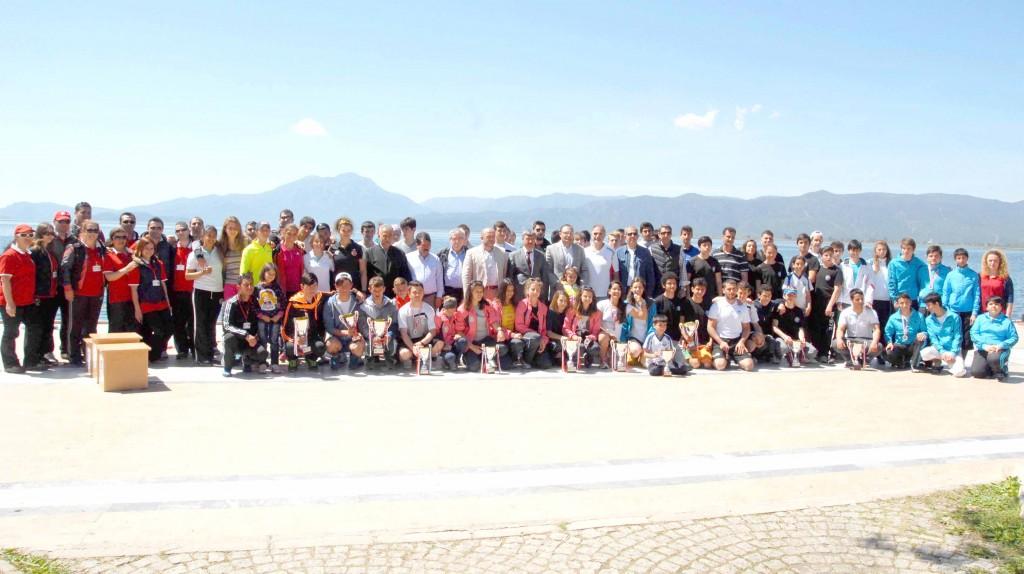 OKN 0418 - Su sporlarının adresi Köyceğiz