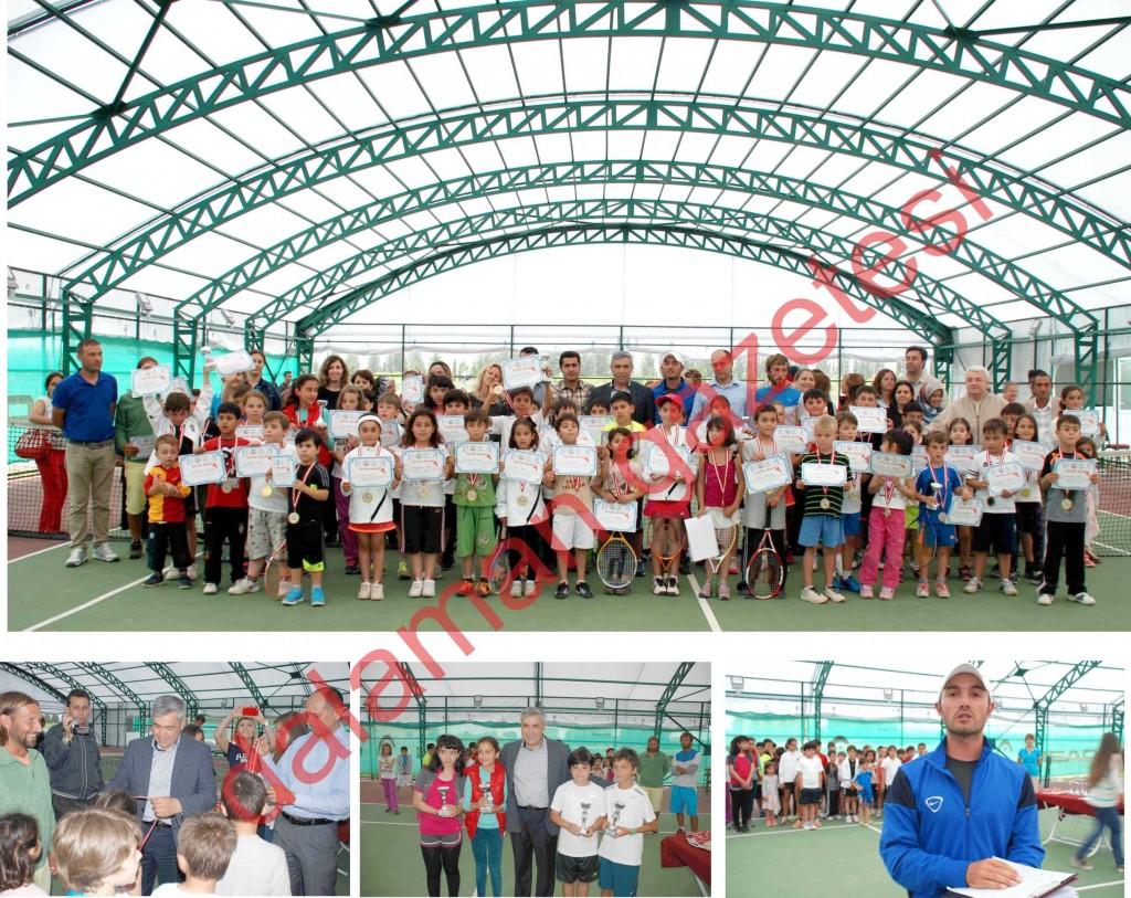 Untitled 125 - Dalaman'da 7. Geleneksel Kaymakamlık Tenis Turnuvası yapıldı