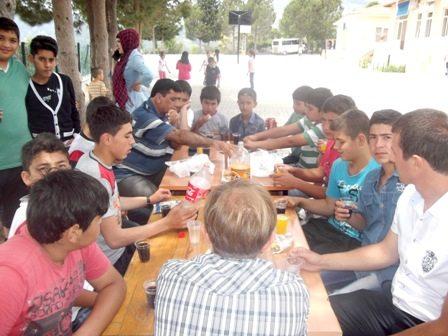 Çöğmen Ortaokulundan turizm bilgi yarışması