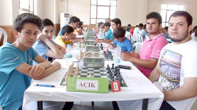 Köyceğiz Gençlik Kupası Satranç turnuvası