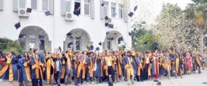 DSC 0097 - Ortaca Meslek Yüksekokulu'nda mezuniyet töreni
