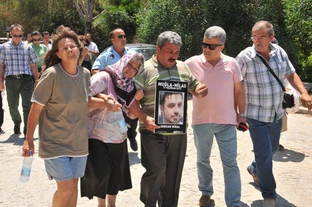 Milas Belediyesi Yalnız Bırakmadı
