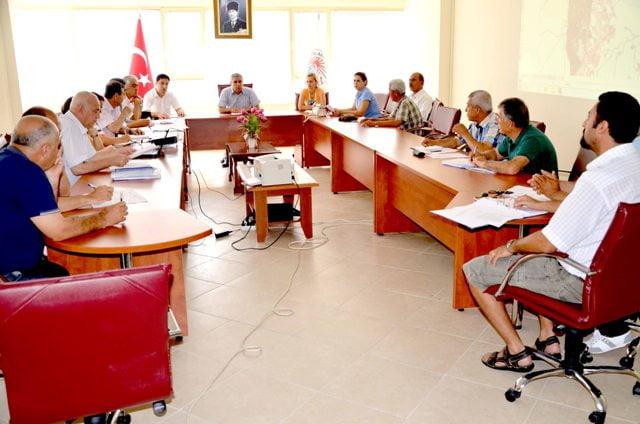 Dalaman Belediyesi Temmuz Ayı Meclis Toplantısı Yapıldı.