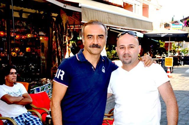 Yılmaz Erdoğan Dalyan'da