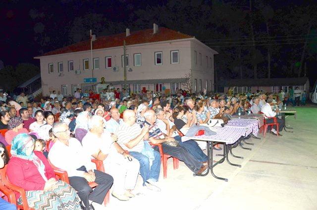 Gürleyk'te İncir Festivali
