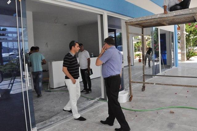 CHP'li Başkan Vekili Mert Demir, hizmetleri yerinde inceledi…