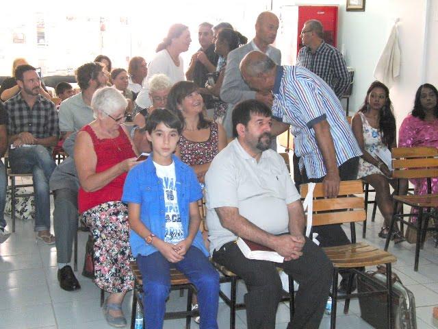 Anadolu Protestan Kilisesi İsa Mesih'i Sevenler Dalaman'da Buluştu