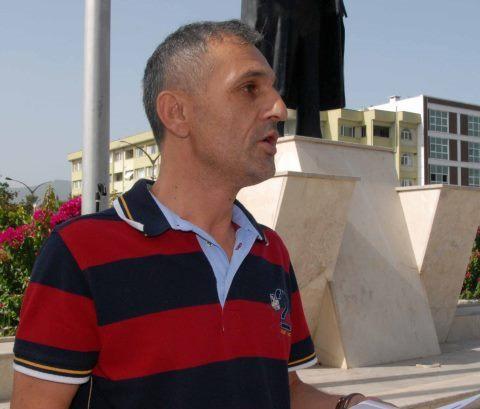 Ortaca'da Eğitimciler grevde
