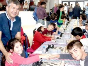 DSCI0012 - ODTÜ 2. Geleneksel Satranç Turnuvası