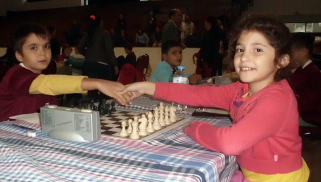 ODTÜ 2. Geleneksel Satranç Turnuvası