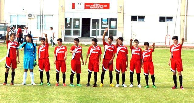 Ortaca Belediyespor U-15 : 3 Yeni Milasspor U-15 : 1