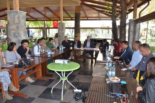 Dalaman'ın Mimar Ve Mühendisleri Şehit Mehmetçik Parkı'nda Buluştu