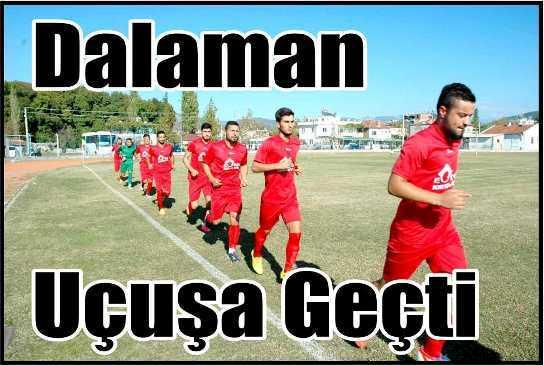 Dalaman Uçuşa Geçti
