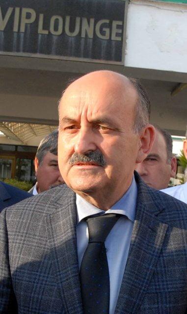 Sağlık bakanı Müezzinoğlu Dalaman'a geliyor
