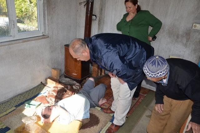 Dalaman Belediyesi'nden engelli ve yaşlılara hizmet