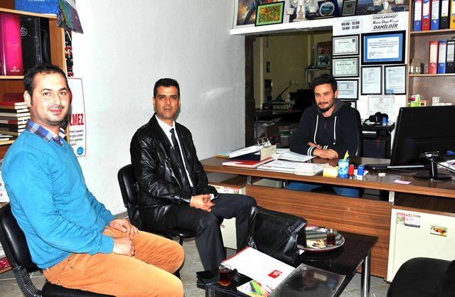 BİK Muğla Şube Müdürü Bahşişoğlu Dalaman'da
