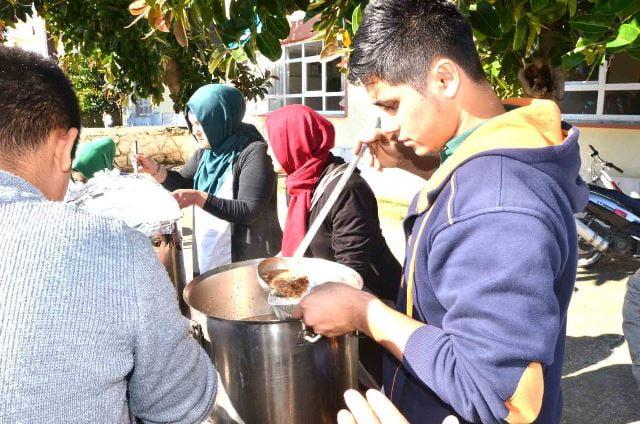 Dalaman Öztaş ve İmam Hatip Anadolu Lisesi'nden Aşure Günü