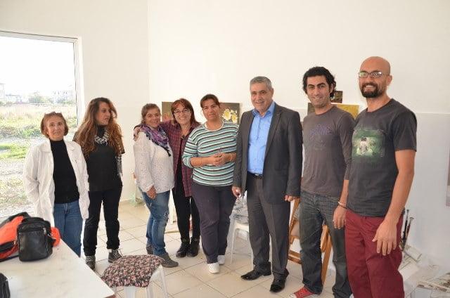 Dalaman Belediyesi Kültür ve Sanat Evi açıldı