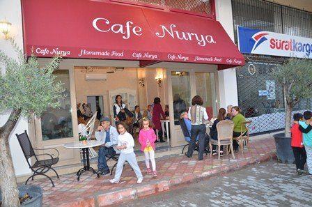 Cafe Nurya'ya İlgi büyüyor