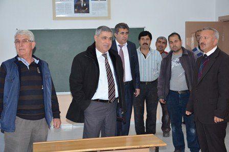 Dalaman Belediyesi'nden okullara destek