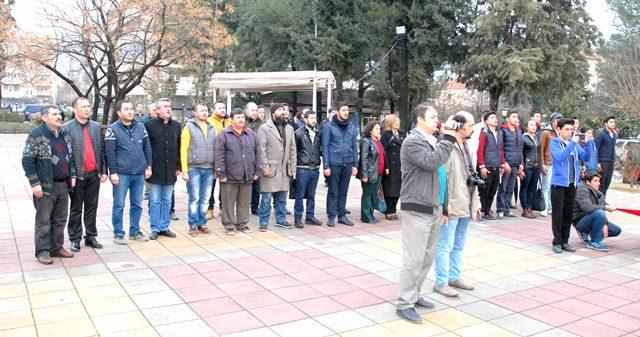 Ortaca Ülkü Ocaklarından Uygur Türkleri açıklaması