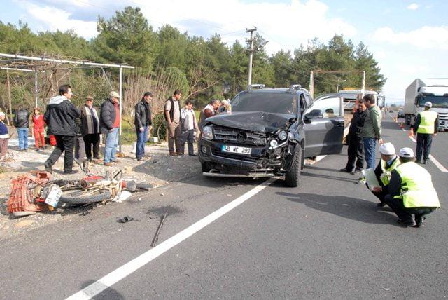 """""""Sevdam Alabora"""" dizisinin set ekibi kaza yaptı, 1 kişi öldü"""