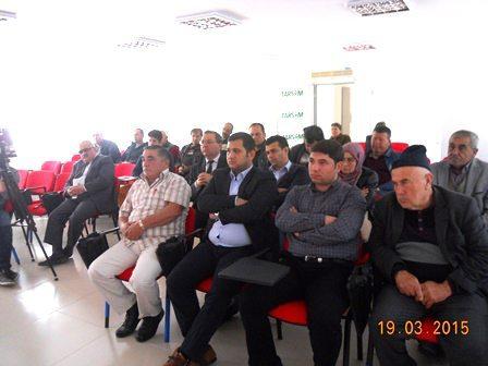 Dalaman'da TARSİM bilgilendirme toplantısı