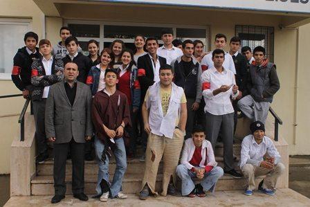 Anadolu ve İmam Hatip Lisesi'nde tatbikat