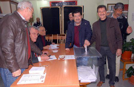 CHP'liler adaylarını seçti