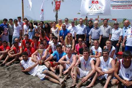 Plaj Hentbolu 13-17 Haziran'da