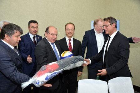 Muğla'da Uluslararası turnuva