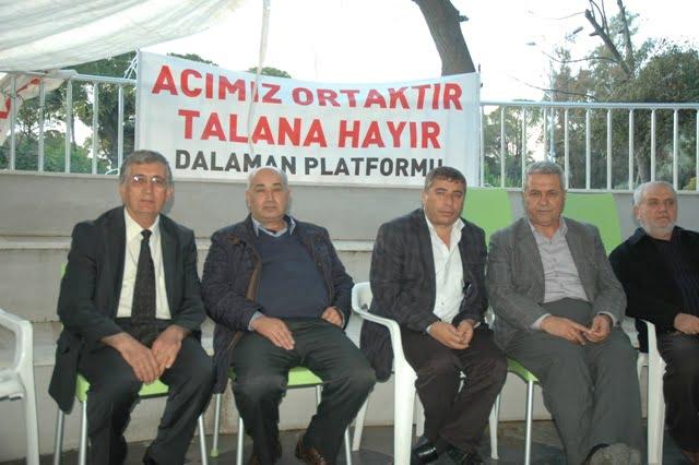 AK Parti'den eyleme destek
