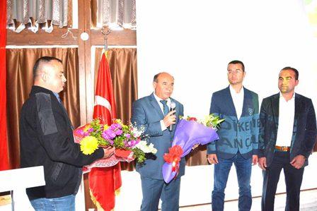 Başkan Otgöz, Seydikemer'in 1 Yılını Anlattı