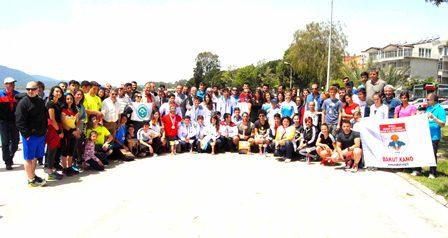 Bahar Kupası Durgunsu Yarışları Köyceğiz'de yapıldı