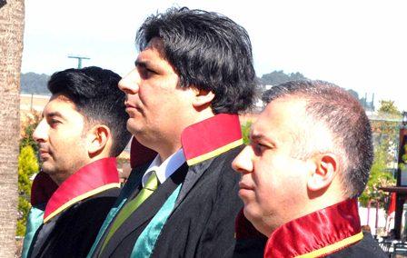 Ortaca'da Avukatlar günü