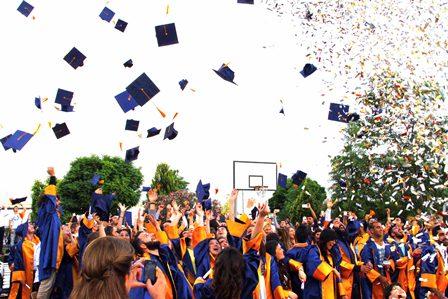 Ortaca Meslek Yüksekokulunda mezuniyet töreni
