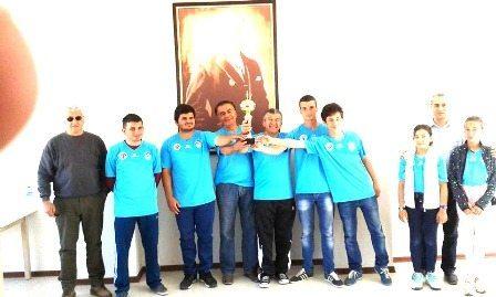 Şampiyon, Ortaca Belediyespor