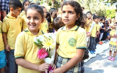 Ortaca'da İlköğretim Haftası