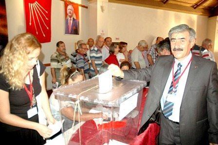 CHP'de Öner dönemi başladı